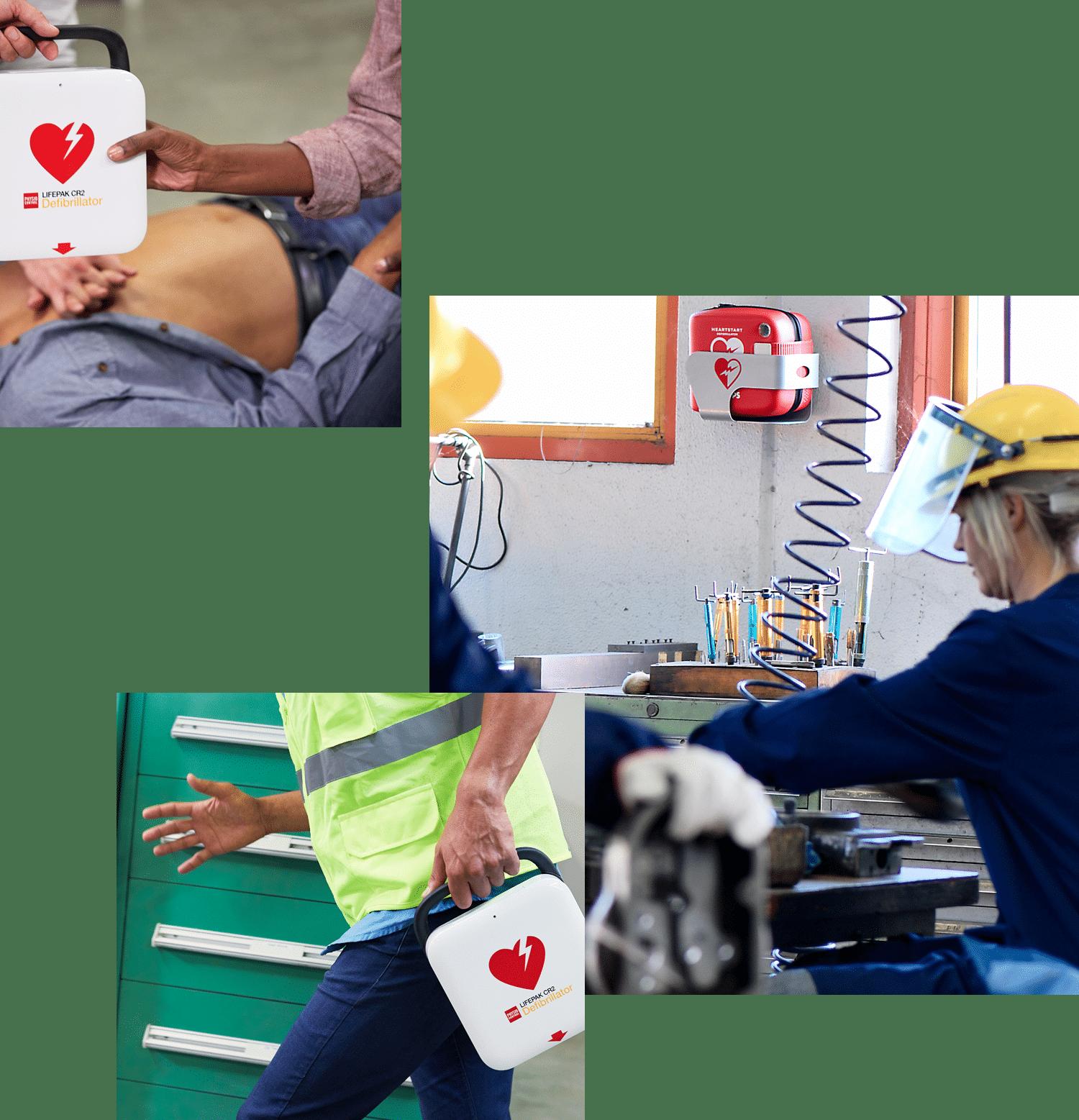 maintenance collage