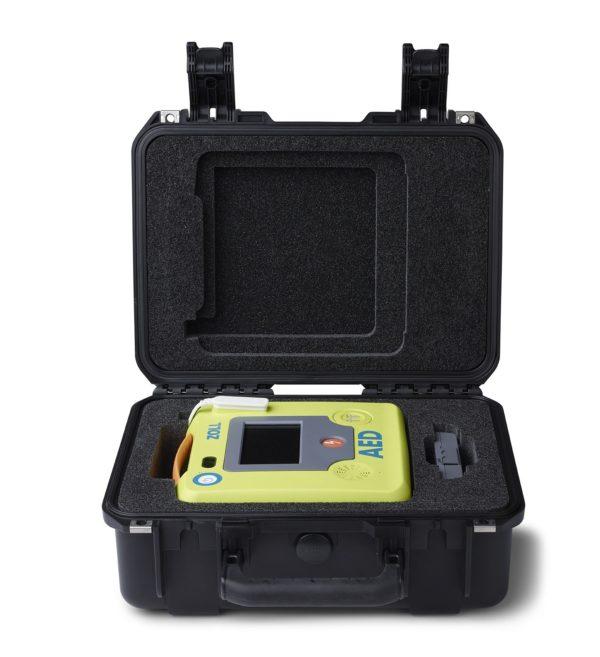 Zoll-AED-3-Small-rigid-case-open