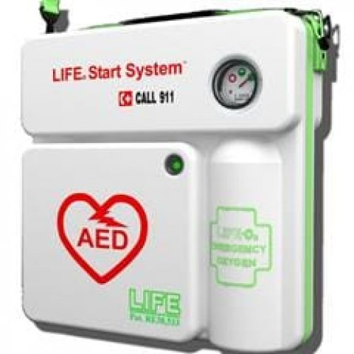 LIFE StartSystem Carry Case for AED and Oxygen LIFE-LSS