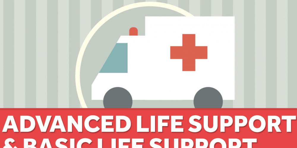 advanced life support and basic life support
